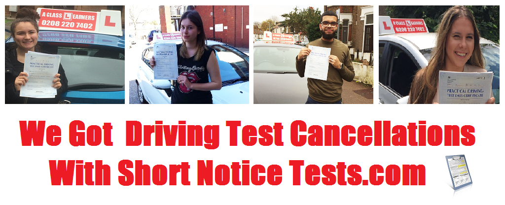 short notice driving test image1